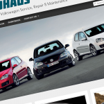 Das Autohaus, LLC Custom Website Design