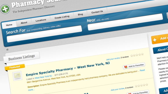 Independent Pharmacy Directory